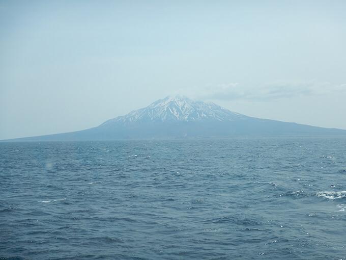 利尻島はまだ遠い