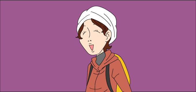 キャラクターミヨ