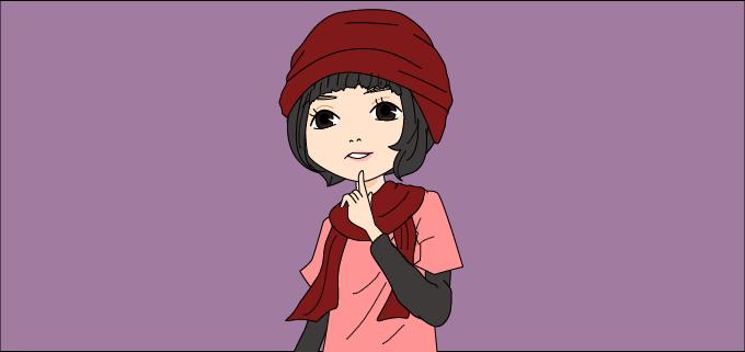 キャラクター雪乃