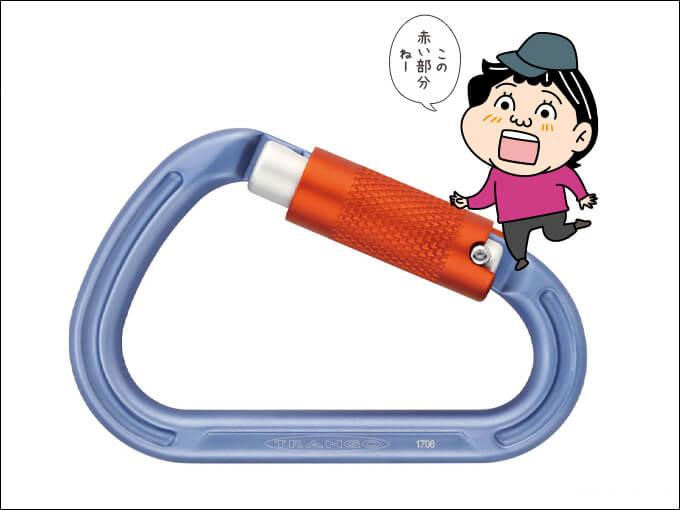 安全環の写真