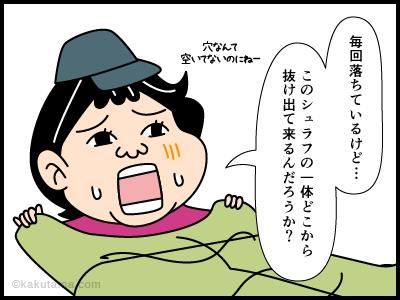 ダウンに関する4コマ漫画_2