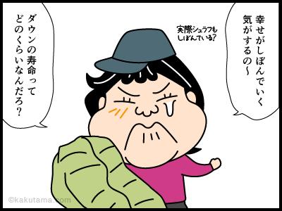 ダウンに関する4コマ漫画_4