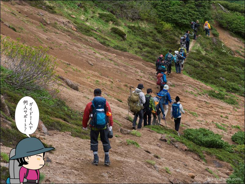 登山用語ガイドにまつわる写真