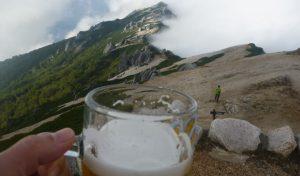 ビール2杯め