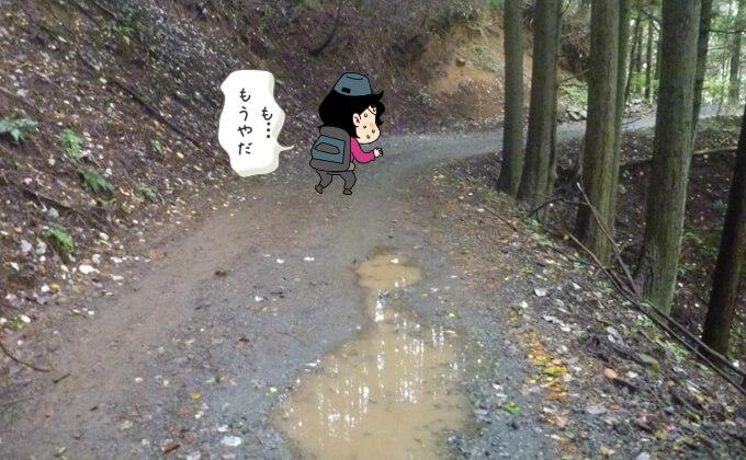 林道歩き4