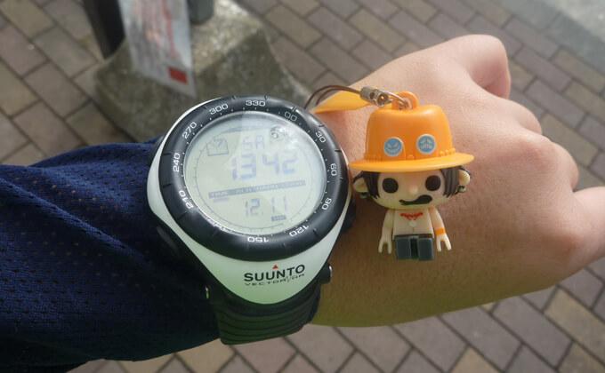 時計と人形