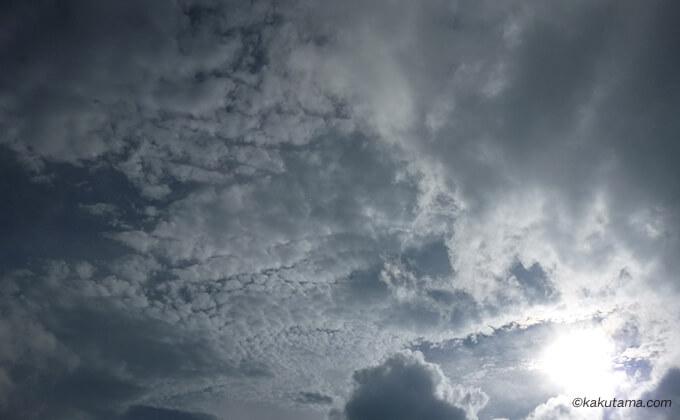 雲の動き2