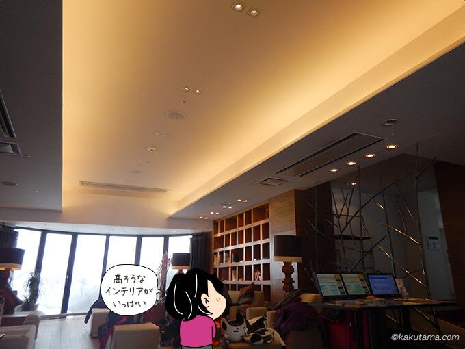 ワン・ニセコ・リゾート・タワーズのフロント2