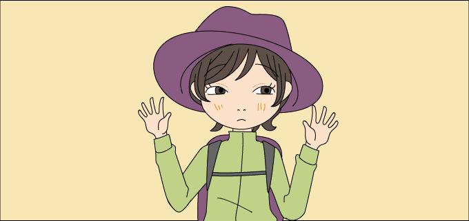 キャラクターナギコ