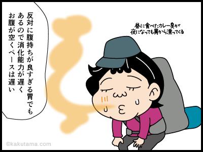 食欲不振に関する4コマ漫画3