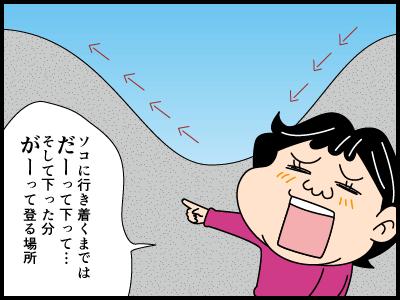 乗越に関する4コマ漫画2
