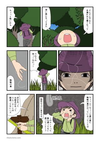 単独登山デビュー(29)山の怪奇