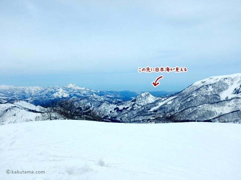 大渚山バックカントリースキー_24