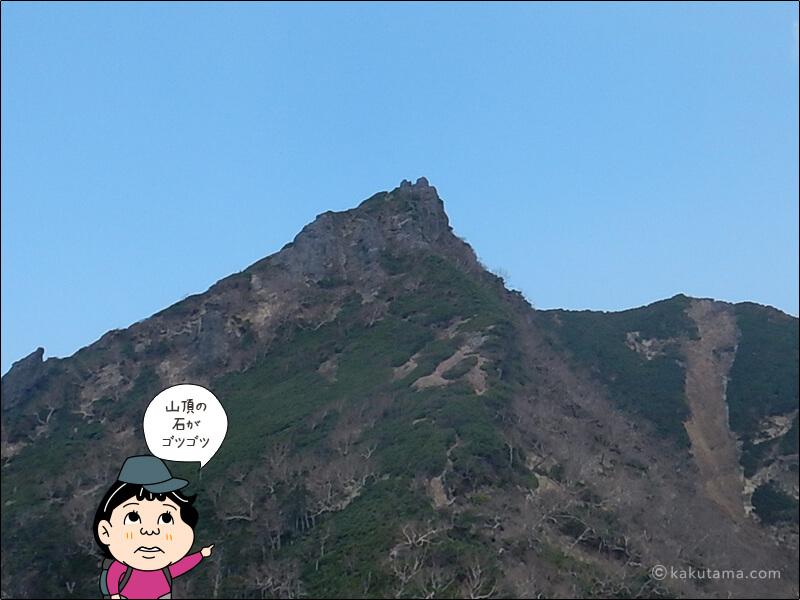権現岳写真1