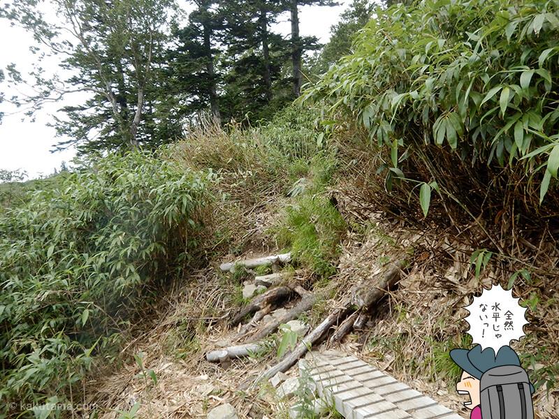 階段が現れる1