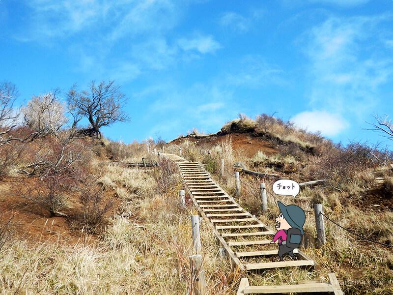 最後の登り2