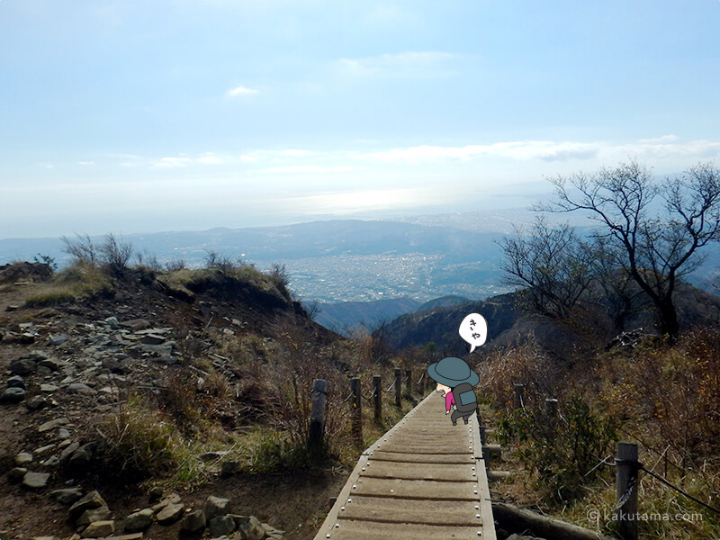 最後の登り3