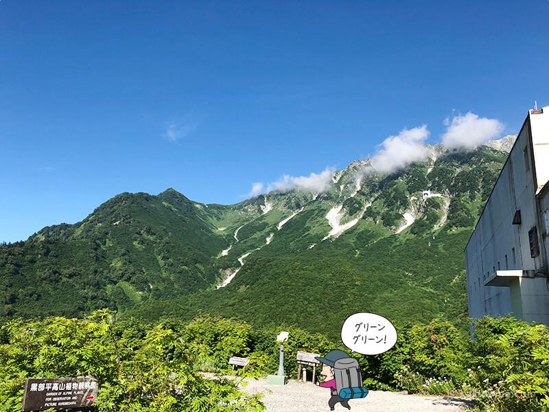 大観峰からの眺め2