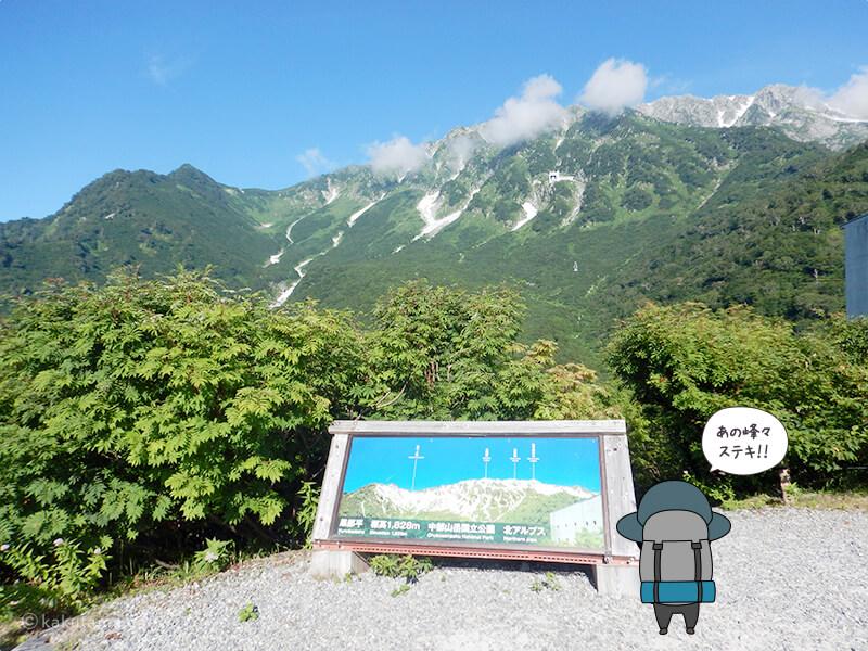 大観峰からの眺め1
