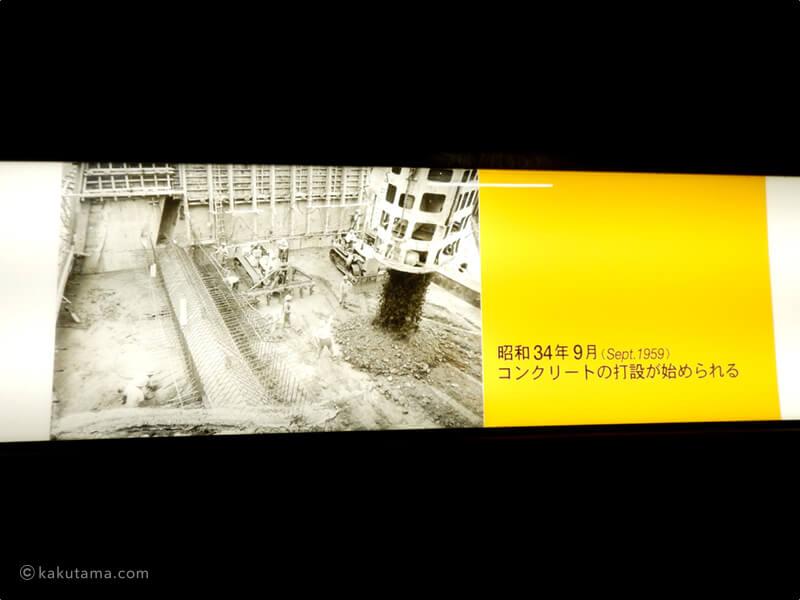 黒部ダムの歴史10