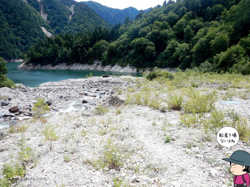 この河原も平の渡しではない