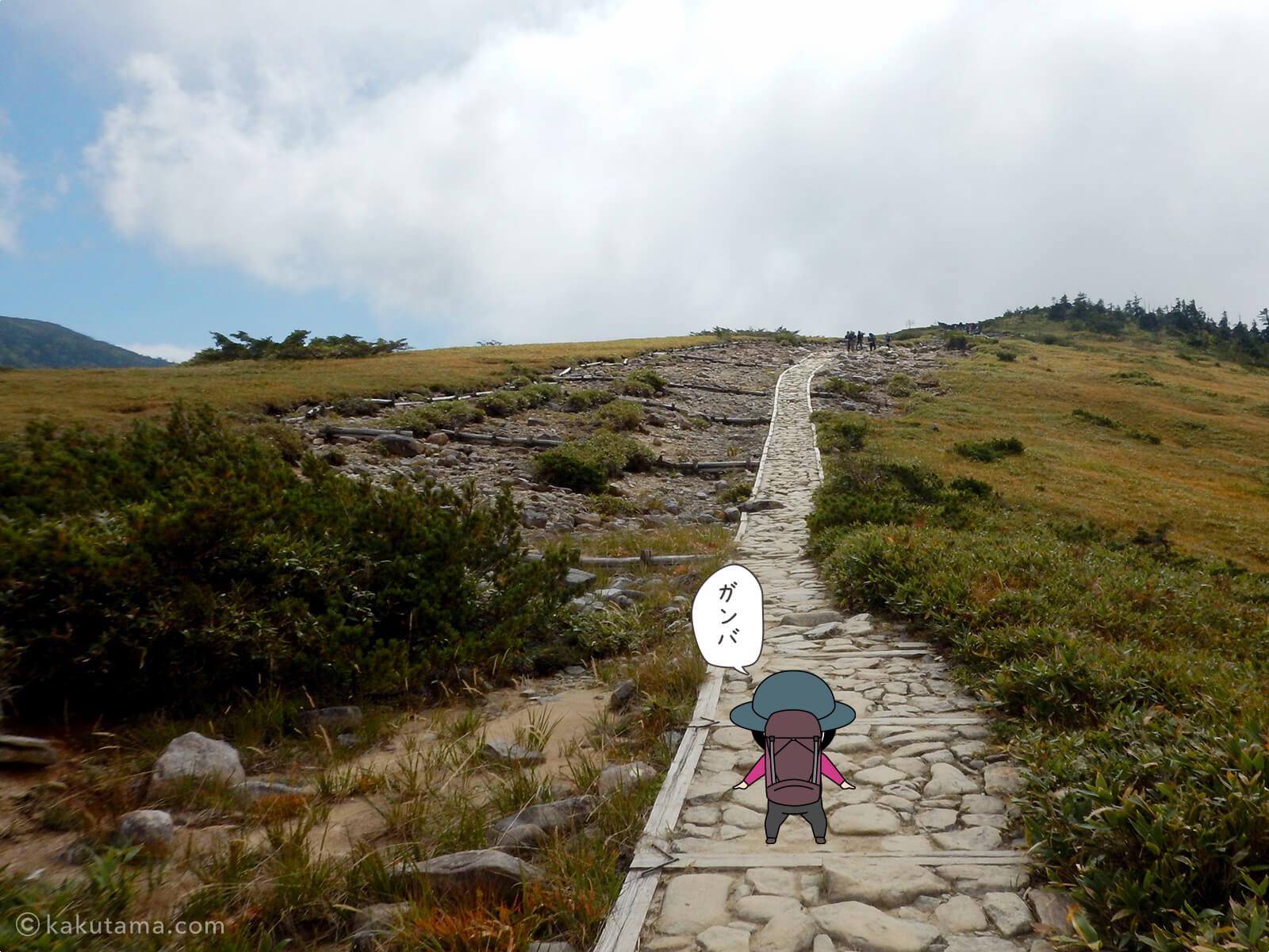 石畳の道の太郎坂