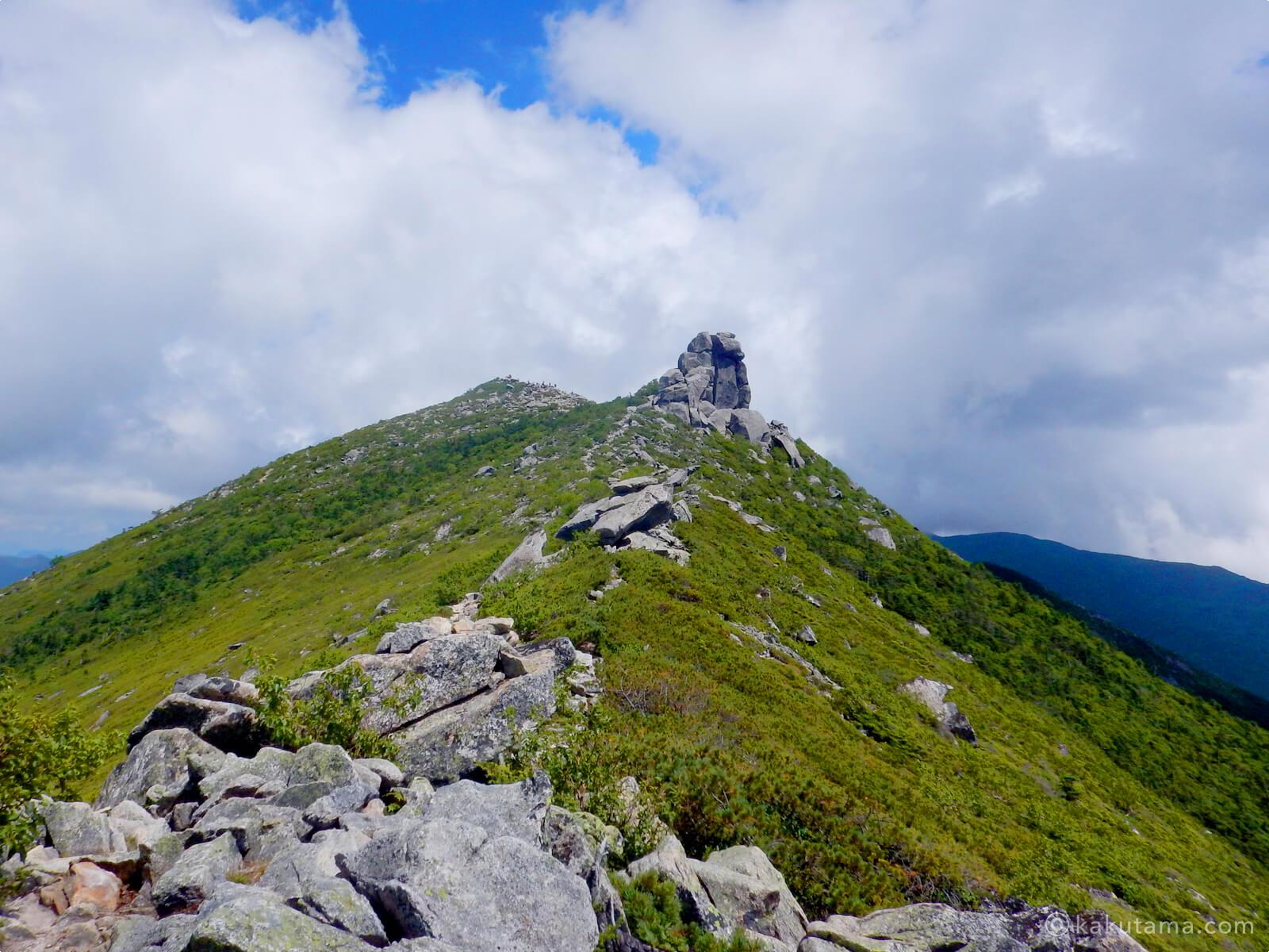 金峰山の写真