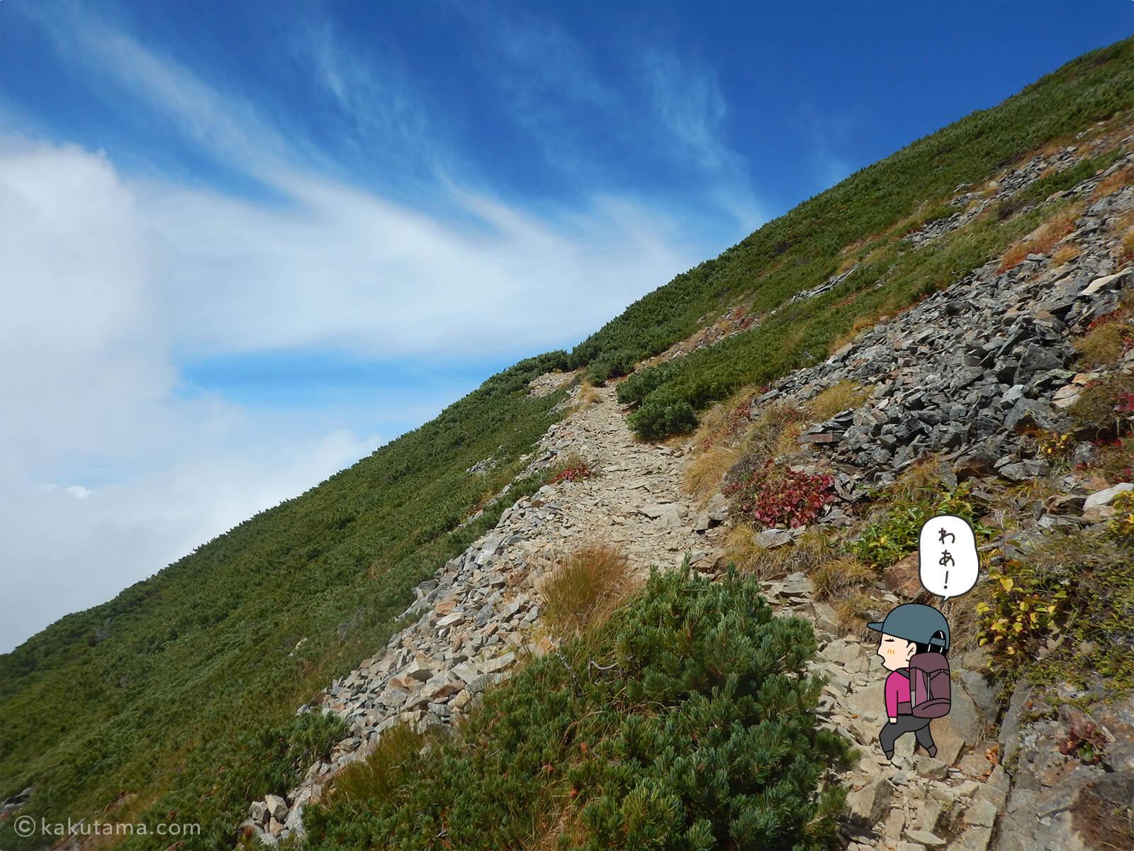 鹿島槍ヶ岳にまつわる写真