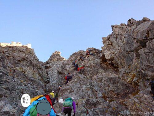 剱岳の写真